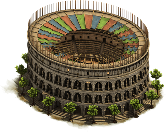 Colosseum Forge Of Empires Wiki Nl
